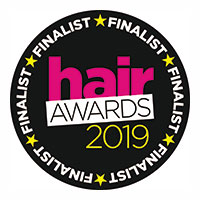 hair awards 2019 finalist